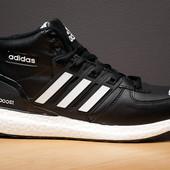 Кроссовки Adidas B W, на меху, р. 41-45, код mvvk-1852-1