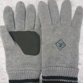 Перчатки вязанные на флисе  от Такко-ТСм (германия), размер л-хл