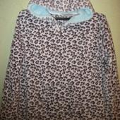 Плюшевая, домашняя кофта, пижама, суперовая) Love to lounge 36/38 евро размер