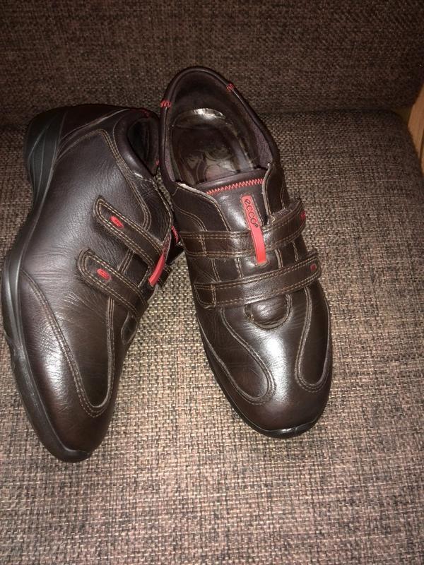 Туфли ecco кроссовки d6b431d7f4c90