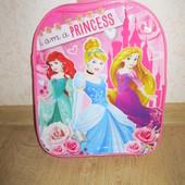 Детский рюкзачок (рюкзак) Принцессы