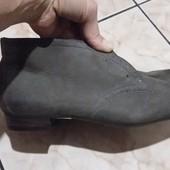 Ботинки Paul Green новые, кожа, р.6 (39)