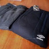 отличные тёплые трикотажные спортивные брюки