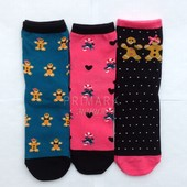 Женские носки 3 шт. 37-42р Primark