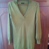 Туника, платье, удлиненный свитер
