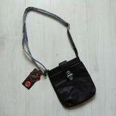 Новая стильная сумочка через плечо для девушки. Удобная застёжка, два отделения. Just lili