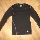 Компрессионка, водолазка, реглан Nike pro, размер  S
