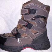 Ботинки термо Peak зима Deltex 40/41р - 26,5 см, новые сток Германия