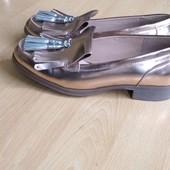 Clarks  кожаные туфли  36. 5, 37, 37. 5, 38, 38. 5, 39, 40, 41