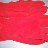Forward яркие теплые перчатки ( флис) 9 размер new