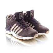 Мужские утепленные кроссовки 10917 коричневые, 10915 черные, 10918 серые