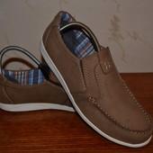 коаные туфли 27,5 см