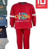 Спортивный костюм цвета в ассортименте, с эластичными манжетами, ID Identity Дания
