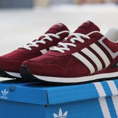Кроссовки мужские Adidas Neo vinous
