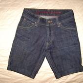 Джинсовые шорты Tommy Hilfiger разм. 28 (оригинал)