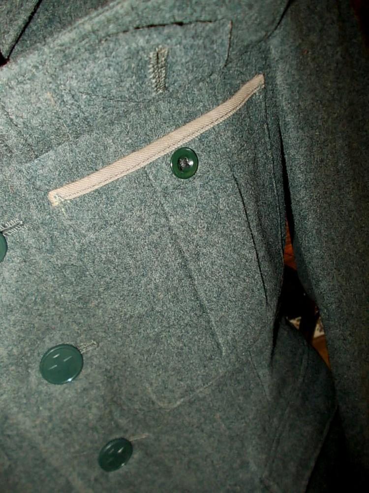 Униформа китель швейцария 48 размер отличное состояние фото №3
