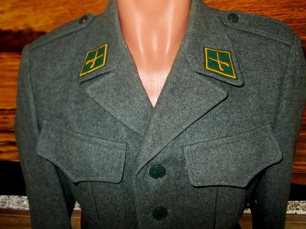 Униформа китель швейцария 48 размер отличное состояние фото №5