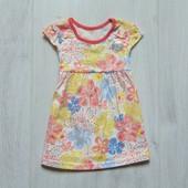 Новое платьице для маленькой принцессы. George. Размер 3-6 месяцев