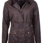 Куртка женская коричневая вощеная Rydale Country Clothing Англия