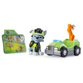 Paw Patrol Mission paw - Rockys repair kart - figure and vehicle