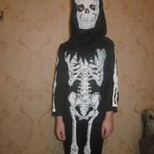 Карнавальный костюм Скелета.Рост от 110 до 140см.