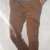 Очень крутые, вельветовые брюки чинос.