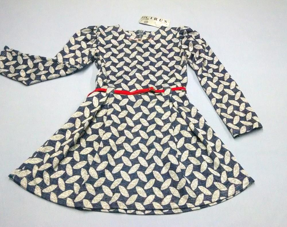Платье нарядное для девочки фото №1