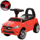 Машинка детская (каталка толокар) Bambi M 3147C (3147) Mercedes,6 мелодий, звук мотора, свет фар, тр