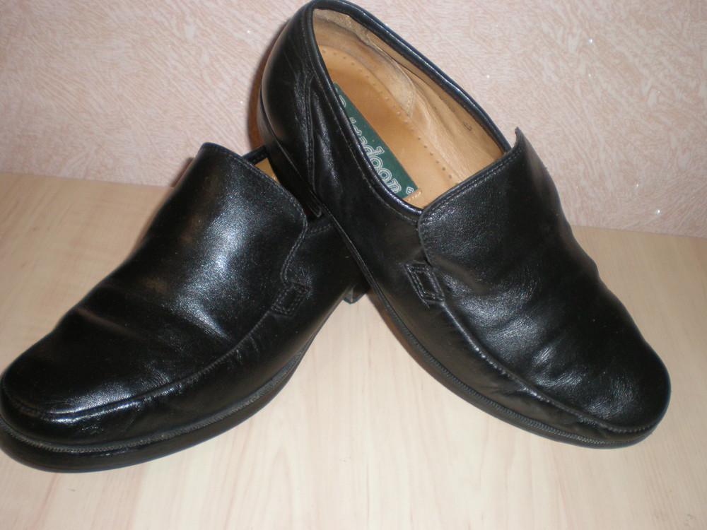 Туфли brigadoon р.43, стелька 27,5 см кожа фото №1