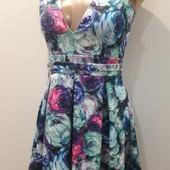 Нарядное платье Boohoo р. 8