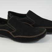 Мужские мокасины Y-3, black