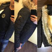 Мужская куртка Аляска соты  Размеры: 46, 48, 50, 52.