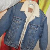 Зимняя куртка на меху Levis L