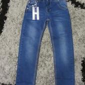 Стильные джинсы Taurus на евро - резинке р. 110