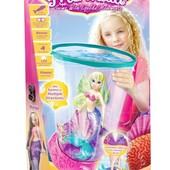 Распродажа - Подводное королевство с интерактивной игрушкой от My Magical русалочка в бассейне