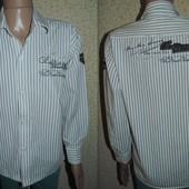 Моднячая рубашка Cavallotti 11-12лет 146-152см.Мега выбор обуви и одежды