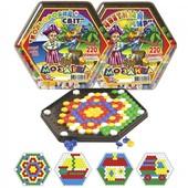 """Игрушка мозаика """"Разноцветный мир ТехноК"""" 2070"""