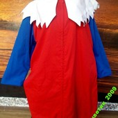 Карнавальный наряд теплый как пальто 50-56 размер