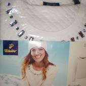 брендовый свитшот джемпер от ТСМ Чибо. L