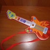 Гитара Leap Frog с сенсорной панелью