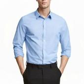 Рубашки H&M, разные расцветки