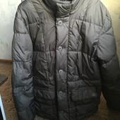Куртка ( пуховик)  Adidas p.M Зима