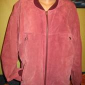 Куртка мужская,замшевая,р.54-56.