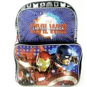 рюкзак Железный человек против Капитана Америки от Marve