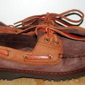 стильные туфли-мокасины 23.5 см