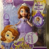 Принцесса София мини куколка, Mattel. Оригинал