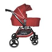 Универсальная коляска 2в1 'Cube' Red Babyhit 20080623 Китай красный 12114061