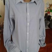 Burton состояние новой рубашка в полоску 46-48-50р
