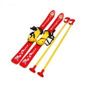 Лыжи с палками детские 3350
