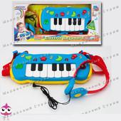Детский синтезатор пианино, наушники, песни, несколько режимов
